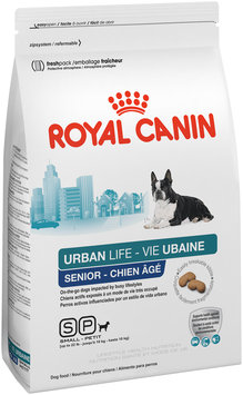 Royal Canin Lifestyle Health Nutrition Urban Life Small Senior Dry Dog Food 2.5 lb. Bag