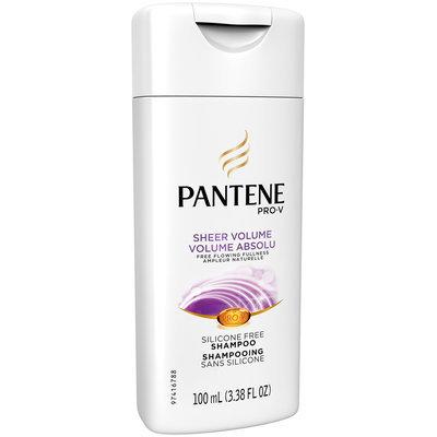 Pantene Pro-V Sheer Volume Silicone Free Shampoo