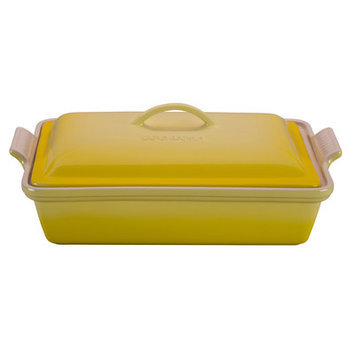 Le Creuset 4 Quart Covered Rectangular Casserole