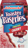 Schnucks® Toaster Pastries Frosted Cherry 6 ct.