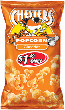 Chester's® Cheddar Popcorn $1.49 Prepriced 2 oz. Bag