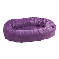 Bowsers Platinum Series Microvelvet Donut Dog Bed, Size: Small
