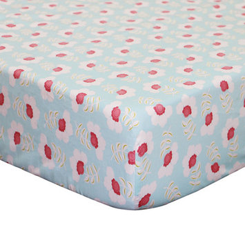 Peanut Shell Mila Fitted Crib Sheet