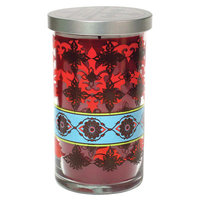 Acadian Candle Rose Petals Designer Candle