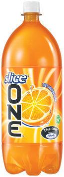 Slice® One™ Diet Orange Soda 2L Plastic Bottle