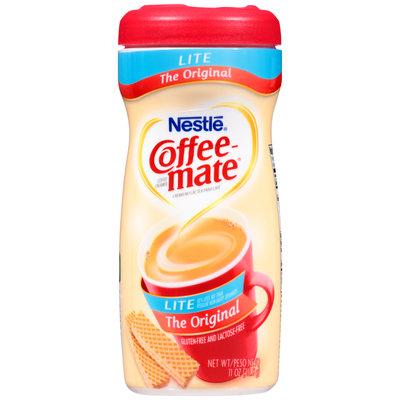 Nestlé Coffee-Mate The Original Lite Powder Coffee Creamer 11 oz. Canister