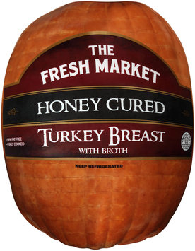The Fresh Market Honey Cured Turkey Breast