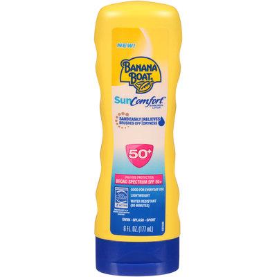 Banana Boat® SunComfort™ SPF 50 Sunscreen Lotion 6 fl. oz. Bottle
