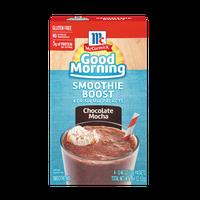 McCormick® Good Morning Chocolate Mocha Smoothie Boost