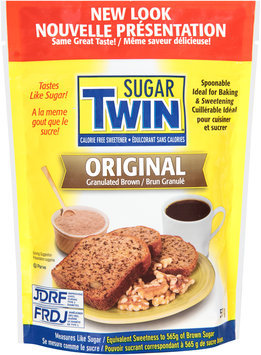 Sugar Twin® Original Granulated Brown Sugar 50g Bag