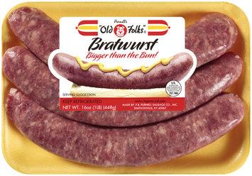 Bratwurst 3 ct