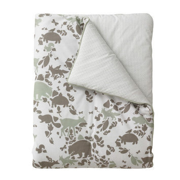 Dwell Furniture DwellStudio Woodland Tumble Play Blanket