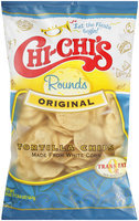 Chi-Chi's® Rounds Original White Corn Tortilla Chips