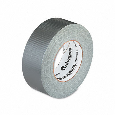 """Universal Products Universal General Purpose Duct Tape, 2"""" x 60 Yards, Gray"""