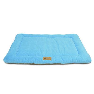 Play Chill Pad Blue Dog Bed Medium