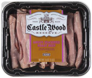 Castle Wood® Reserve Angus Seasoned Sliced Roast Beef
