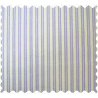Stwd Dual Stripe Fabric by the Yard Color: Lavender