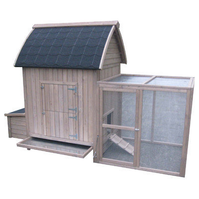 Innovation Pet Coops & Feathers A-Frame Chicken Coop