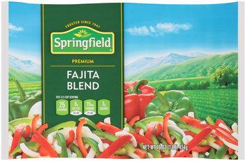 Springfield® Fajita Blend 16 oz. Bag
