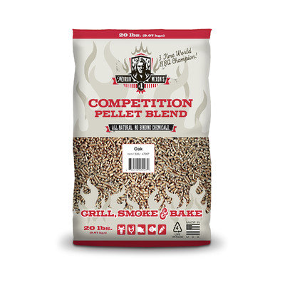 Pitmaster Q3 Oak Wood Pellets