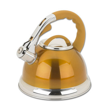 Lenox 2.5 Qt Tea Kettle in Gold