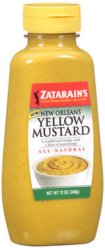 Zatarain's® New Orleans Yellow Mustard 12 oz. Bottle