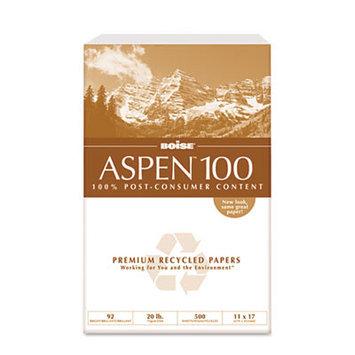 Boise Cascade CAS054925 - Boise ASPEN 100% Recycled Office Paper