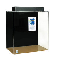 Clearforlife Rectangle Acrylic Aquarium Tank Color: Black, Size: 30