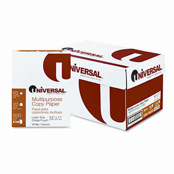 Universal Office Multipurpose 3-Hole Paper