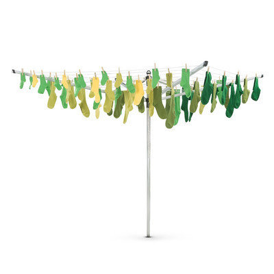 Brabantia Rotary Airer 60m Lift-O-Matic Special Offer
