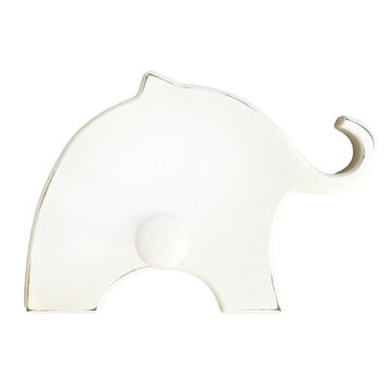 New Arrivals Inc WPSE-036 White - ElephantPeg