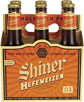 Shiner Hefeweizen Beer