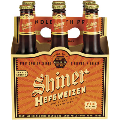 Shiner Hefeweizen Beer