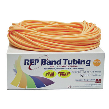 Rep Band Exercise Tubing Resistance: Level 1/Peach