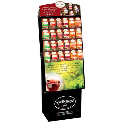 Twinings® Organic & Fair Trade Certified™ Tea