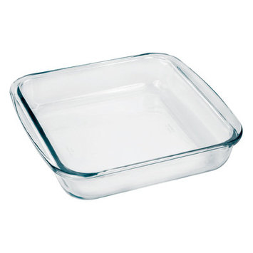 Marinex GD16222010 1.9 Quart Square Bake Dish - 6 Pack