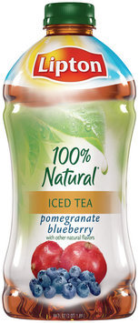Lipton® 100% Natural Iced Tea with Pomegranate Blueberry