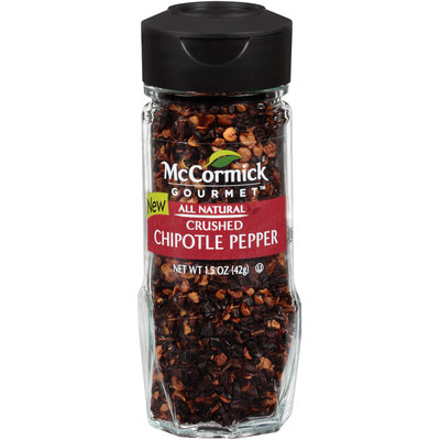 McCormick Gourmet™ Crushed Chipotle Pepper 1.5 oz. Shaker