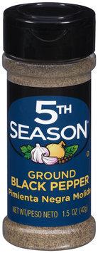 5th Season® Ground Black Pepper 1.5 oz. Shaker