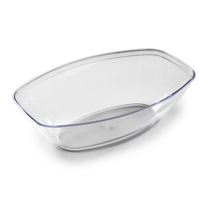 Fineline Settings, Inc Platter Pleasers 0.5 gal Luau Bowl Color: Clear