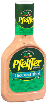 Pfeiffer® Thousand Island Dressing 16 fl. oz.