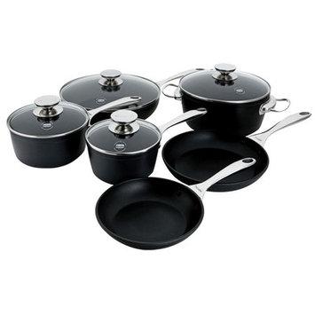 Range Kleen Berndes Coquere Aluminum Induction 10-Piece Cookware Set