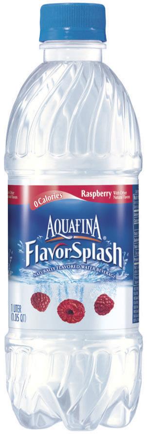 Aquafina® FlavorSplash® Raspberry Water Beverage