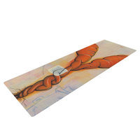 Kess Inhouse Never to Forget by Matthew Reid Yoga Mat