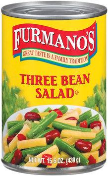 Furmano's  Three Bean Salad 15.5 Oz Can