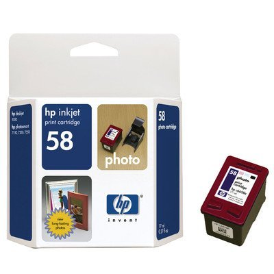 Hewlett Packard HP - Ink Cartridge - Black, Light Cyan, Light Magenta - Photo Multicolor