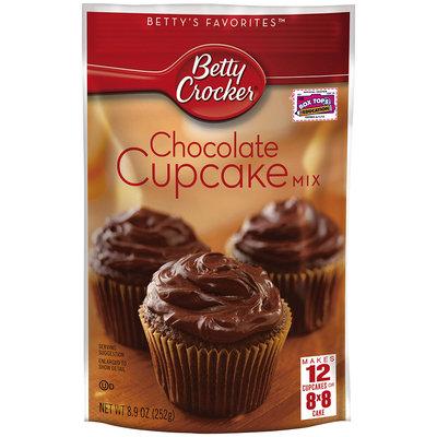 Betty Crocker® Betty's Favorites™ Chocolate Cupcake Mix 8.9 oz. Pouch