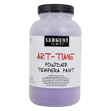 SARGENT ART INC. SAR227142 1LB GOTHIC POWDER TEMP VIOLET
