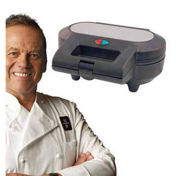 Wolfgang Puck 900 Watt Pie and Pastry Maker Color: Blue