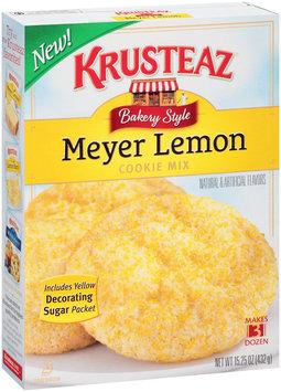 Krusteaz® Meyer Lemon Cookie Mix 15.25 oz. Box